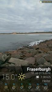 Wetter in Fraserburgh -2016_07_12_20_03_40
