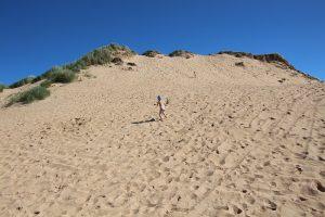 Düne in Fraserburgh