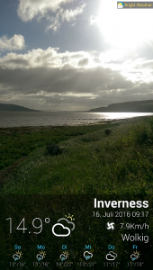 Wetter Inverness 2016_07_16_09_18_46