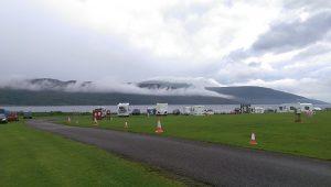 Wolken entstehen