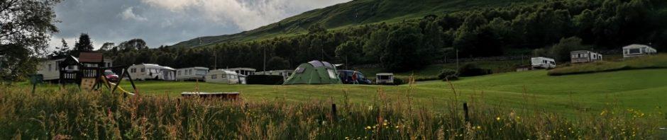 Cruachan Caravan and Camping Park
