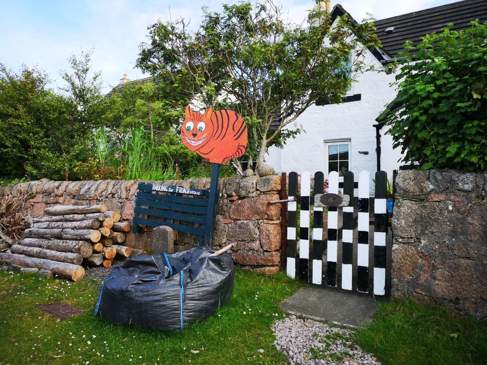 schottische Hof Kunst