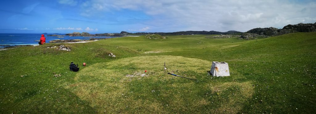 Isle of Iona Golf Course - Linksgolf