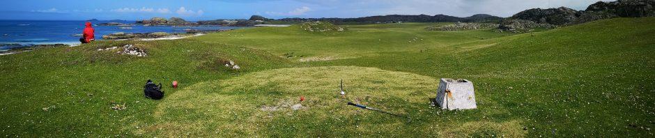 Isle of Iona Golf Course - Linksgolf