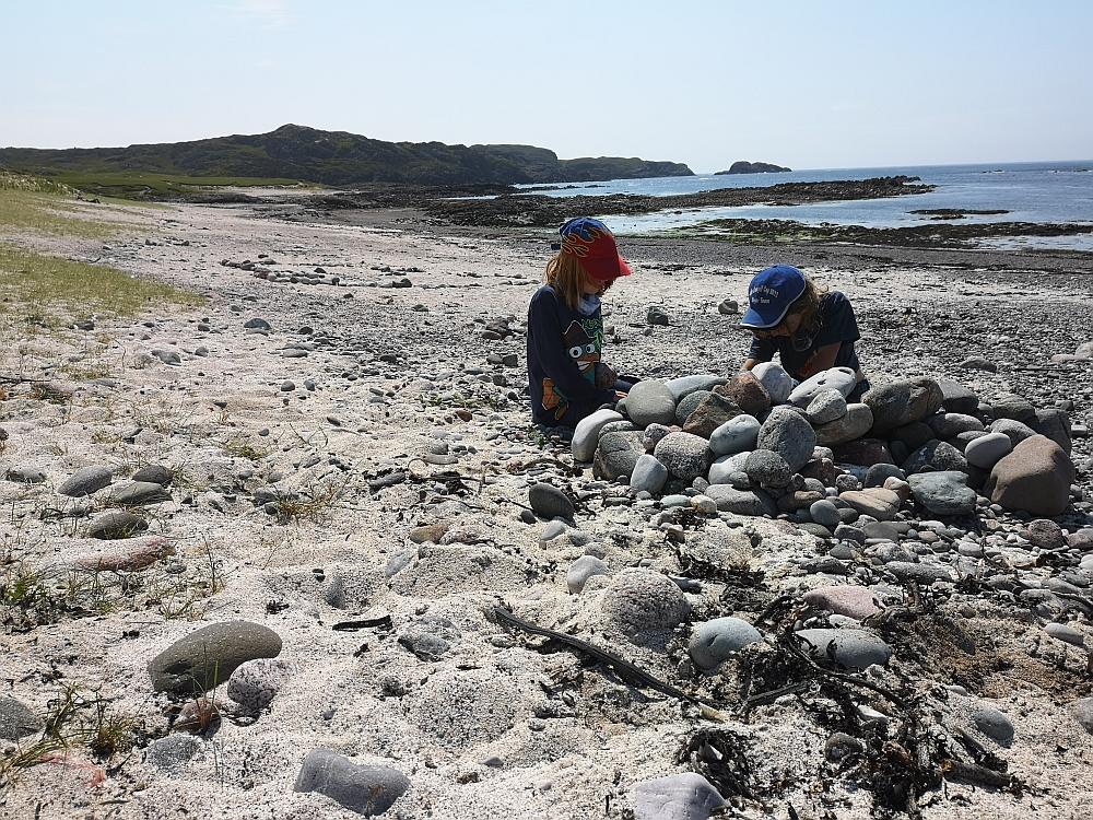 Isle of Iona - die Suche nach Ionamarble