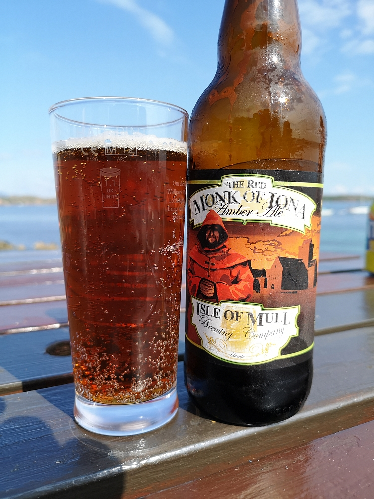 Monk of Iona Ale