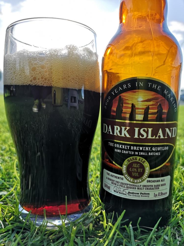 Dark Island Ale