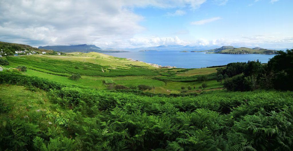 Achitlibuie und die Summer Isles